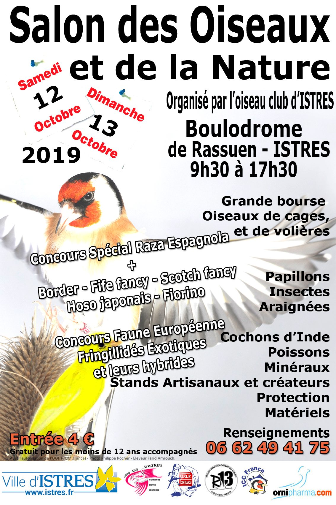 CONCOURS/BOURSE « Istres »